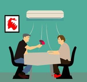 Инверторни климатици 2 - анимационна картинка