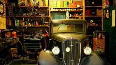 Подови климатици 2 - гараж